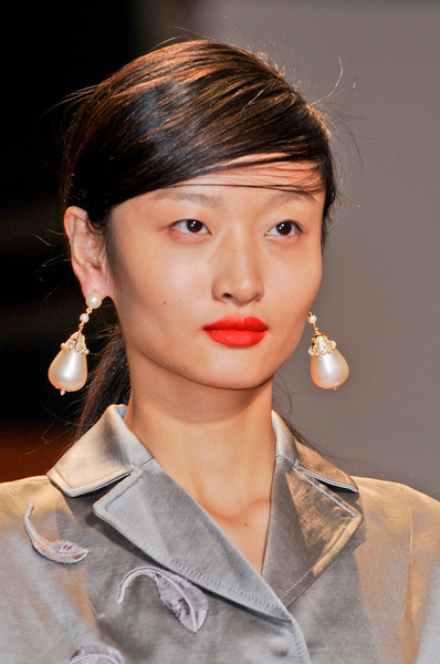 Andrew Gn at Paris Spring 2013 (Details)