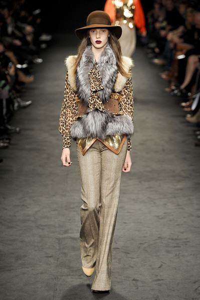 Angelo Marani at Milan Fall 2011