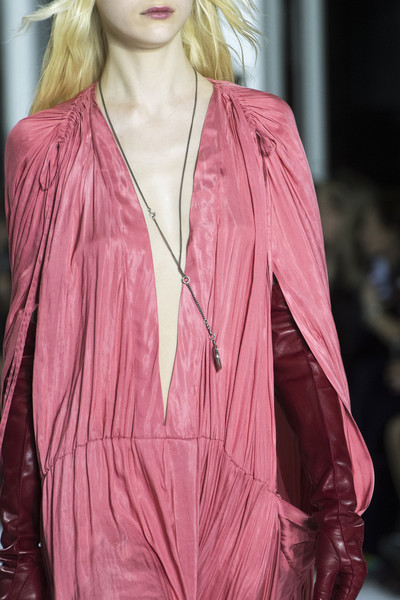 Ann Demeulemeester at Paris Fall 2019 (Details)