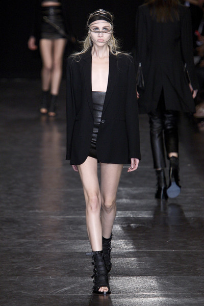 Ann Demeulemeester at Paris Spring 2010