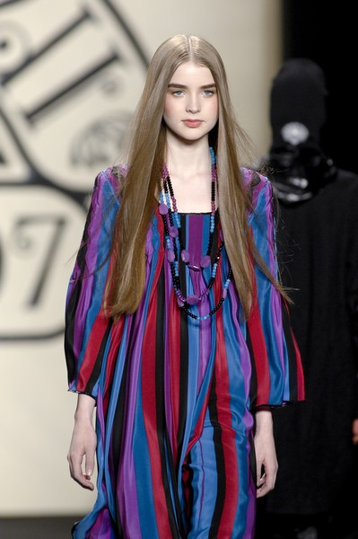 Anna Sui at New York Fall 2007