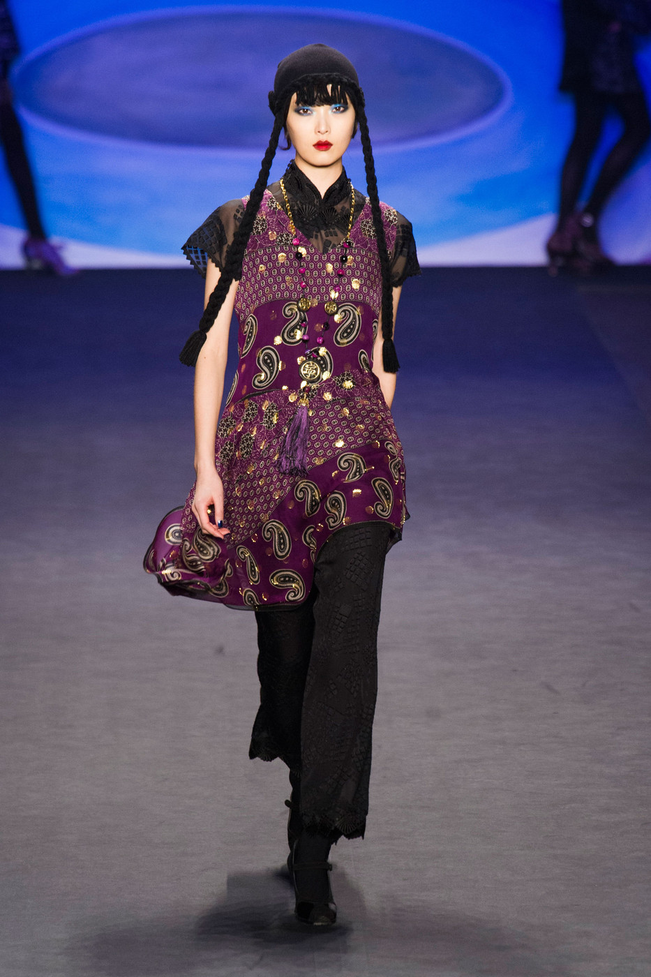 Anna Sui Fall 2018 Ready-to-Wear Collection - Vogue 38