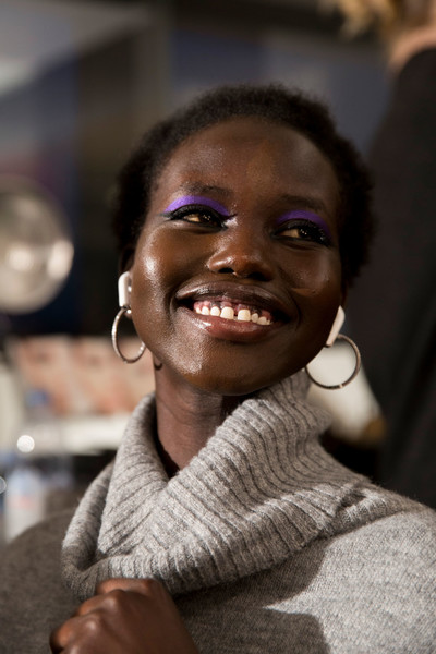 Anna Sui at New York Fall 2019 (Backstage)