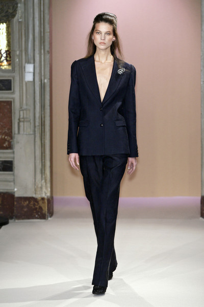 Anne Valérie Hash at Paris Fall 2009