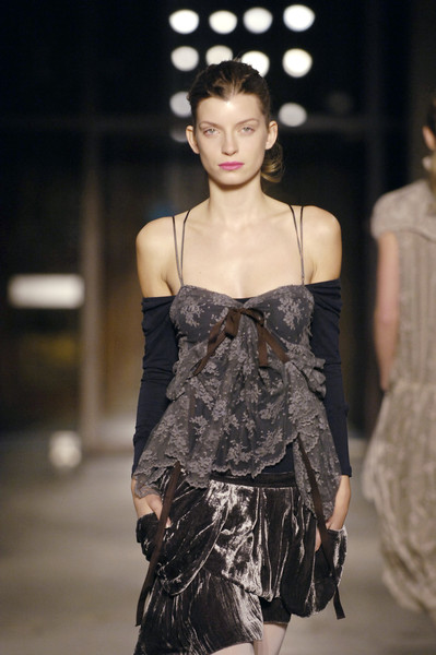 Anne Valérie Hash at Couture Spring 2006