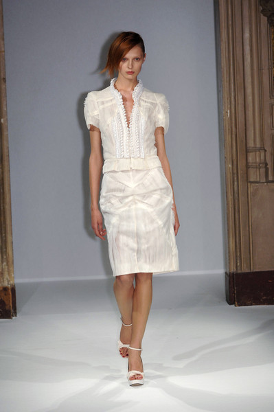 Anne Valérie Hash at Couture Spring 2008