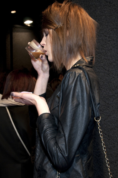 Anteprima at Milan Fall 2010 (Backstage)