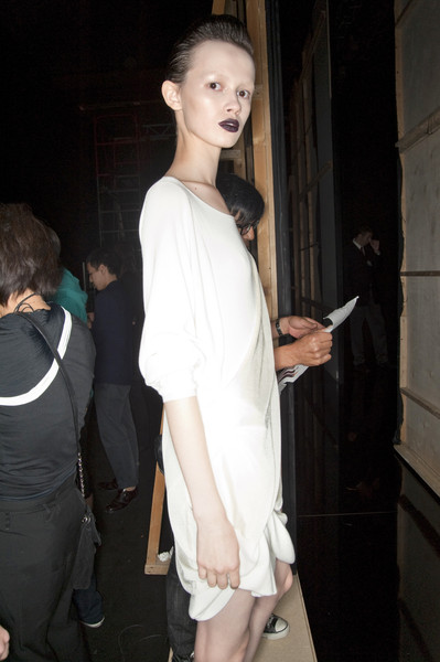 Anteprima at Milan Spring 2010 (Backstage)