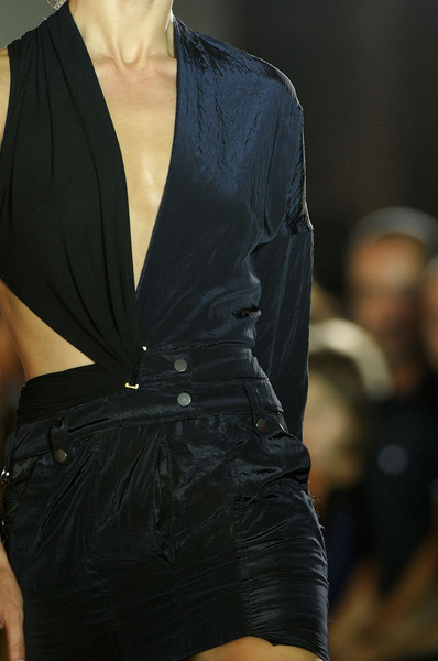 Anthony Vaccarello at Paris Spring 2012 (Details)
