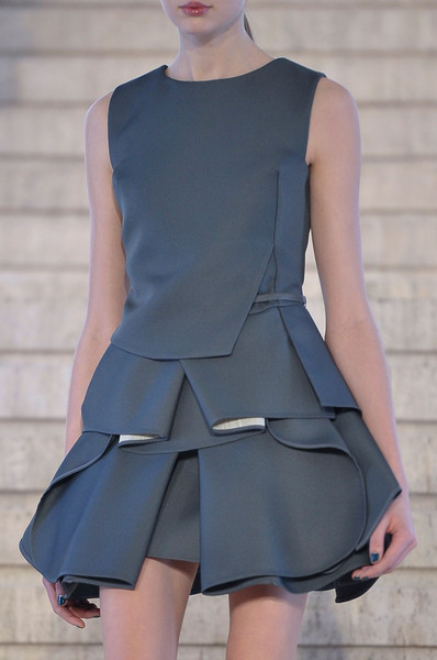Antonio Berardi at London Fall 2012 (Details)