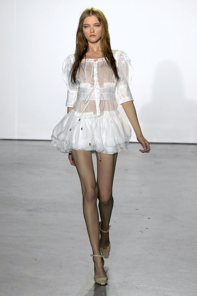 Antonio Berardi at Paris Spring 2007