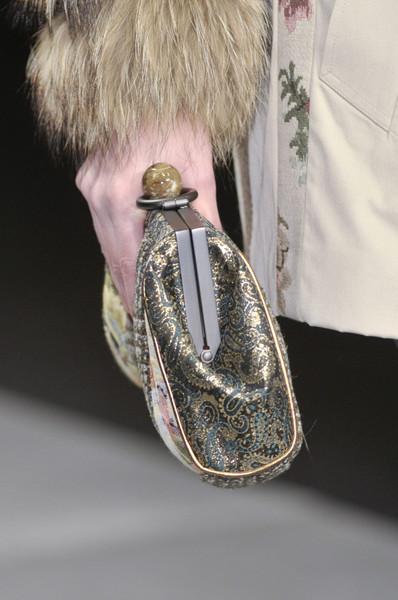 Antonio Marras at Milan Fall 2012 (Details)