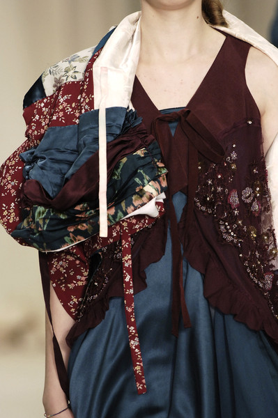 Antonio Marras at Milan Spring 2006 (Details)