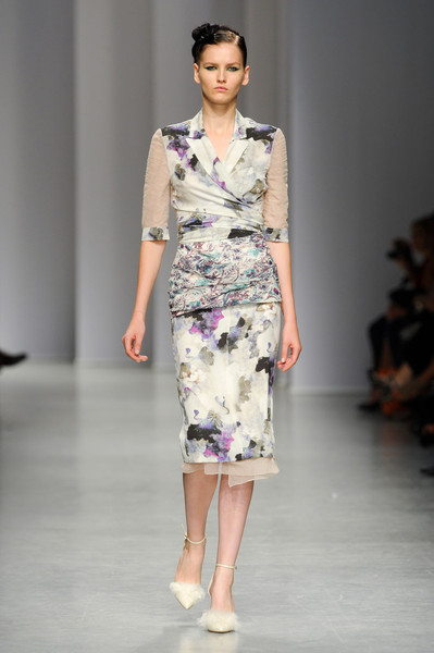 Antonio Marras at Milan Spring 2012
