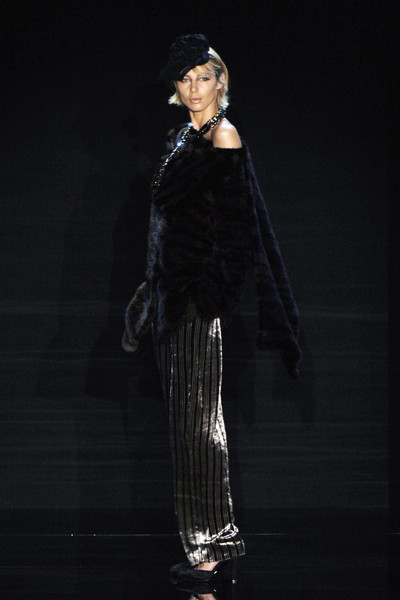 Armani Privé at Couture Fall 2005