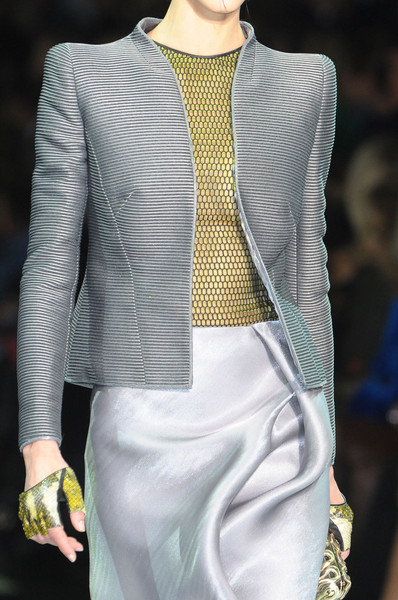 Armani Privé at Couture Spring 2012 (Details)