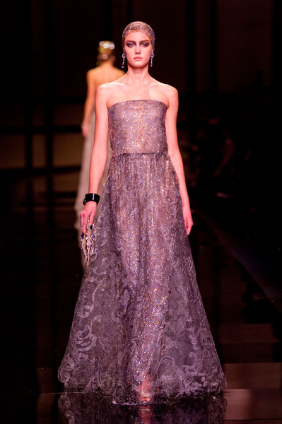 Armani Prive The Dreamiest Couture Dresses Of Spring 2014 Livingly