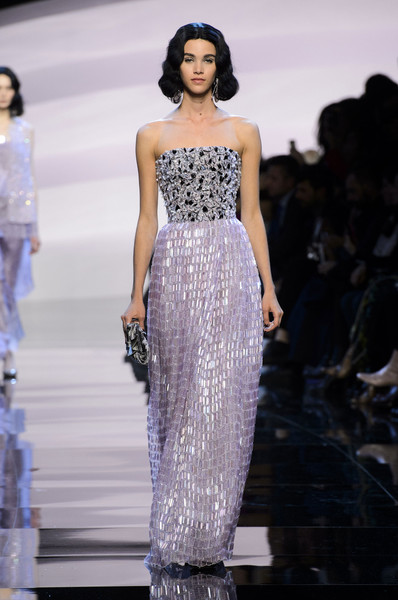 Armani Privé at Couture Spring 2016 - Livingly