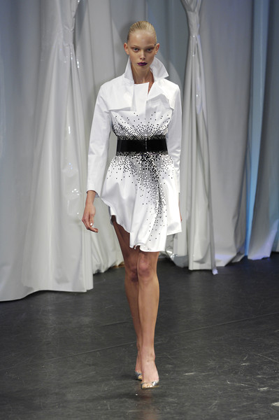 Ashley Isham at London Spring 2008