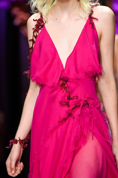 Versace Couture Details, Fall 2015