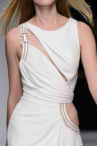 Versace Couture Details, Spring 2016