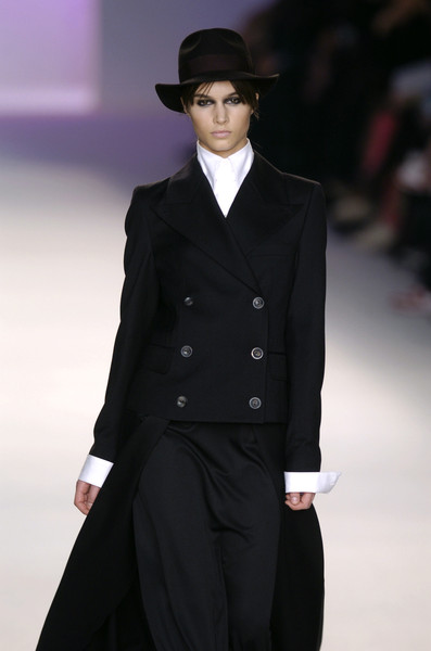 Atsuro Tayama at Paris Fall 2004