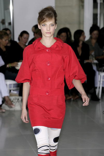 Atsuro Tayama at Paris Spring 2007