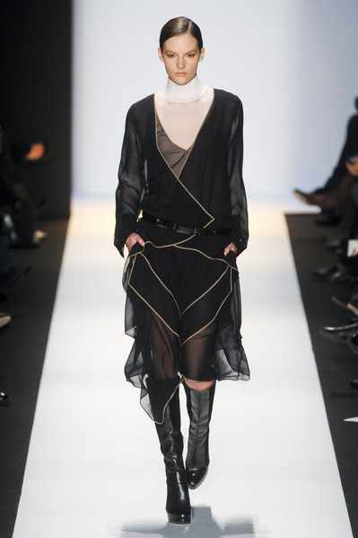 BCBG Max Azria at New York Fall 2011