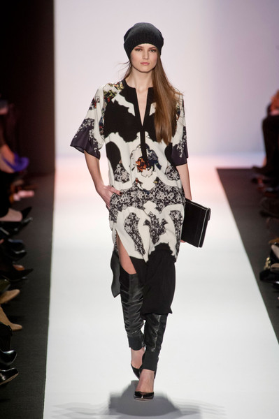 BCBG Max Azria at New York Fall 2013