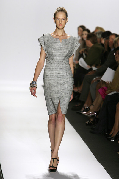 Badgley Mischka at New York Spring 2010