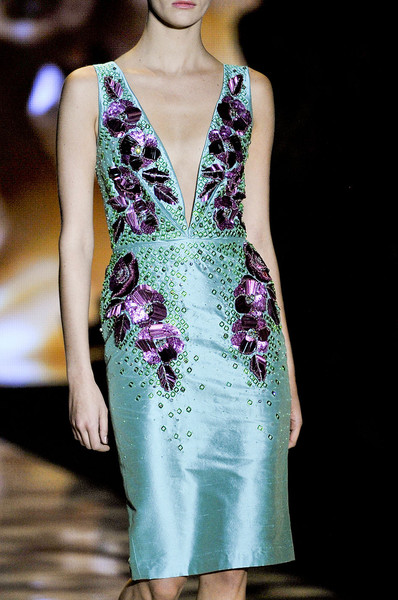 Badgley Mischka at New York Spring 2012 (Details)