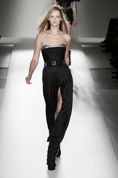 Balmain at Paris Fashion Week Fall 2009