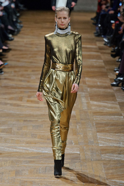 Balmain at Paris Fall 2013
