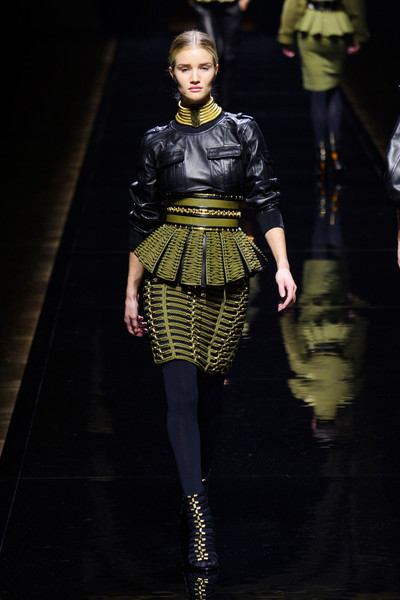 Balmain at Paris Fall 2014