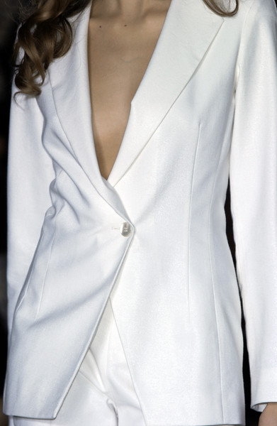 Balmain at Paris Spring 2004 (Details)