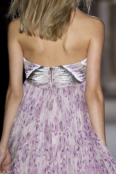 Balmain at Paris Spring 2008 (Details)