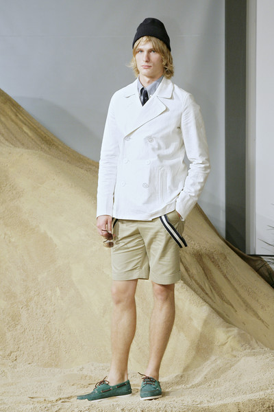 Band of Outsiders at New York Spring 2010