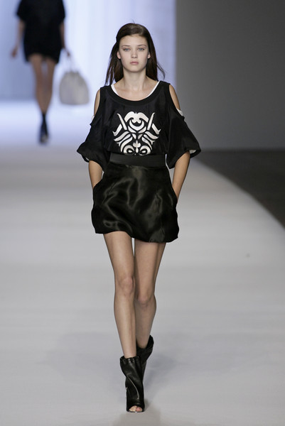 Barbara Bui at Paris Spring 2007