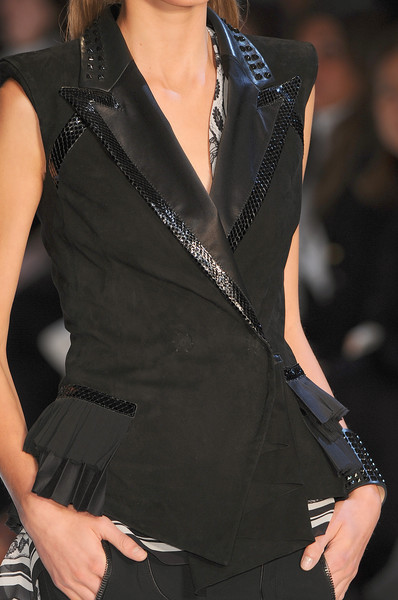 Barbara Bui at Paris Spring 2009 (Details)