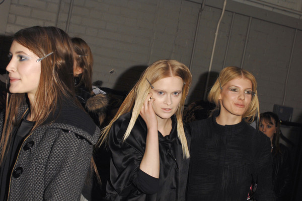 Basso & Brooke at London Fall 2008 (Backstage)