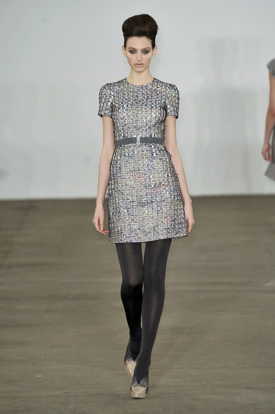 Behnaz Sarafpour at New York Fall 2009