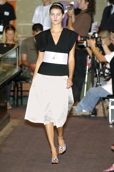 Behnaz Sarafpour at New York Spring 2005