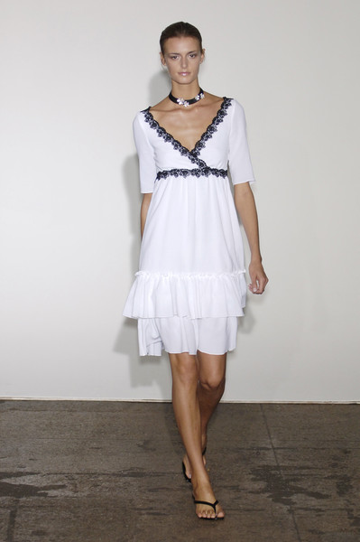 Behnaz Sarafpour at New York Spring 2006