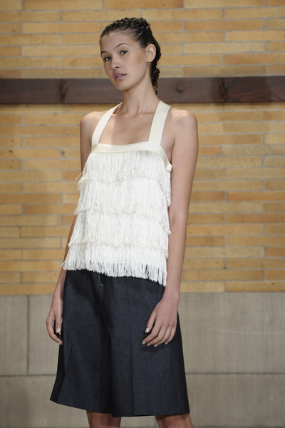 Behnaz Sarafpour at New York Spring 2011