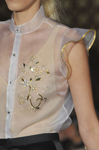 Behnaz Sarafpour at New York Spring 2013 (Details)