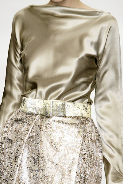Ben de Lisi at London Fall 2007 (Details)