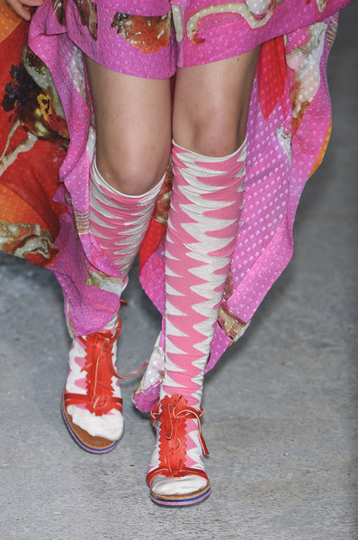 Bernhard Willhelm at Paris Spring 2009 (Details)