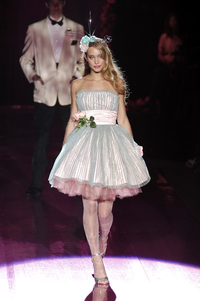 Betsey Johnson at New York Spring 2008