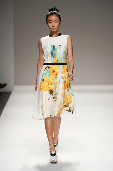 Bibhu Mohapatra at New York Spring 2014