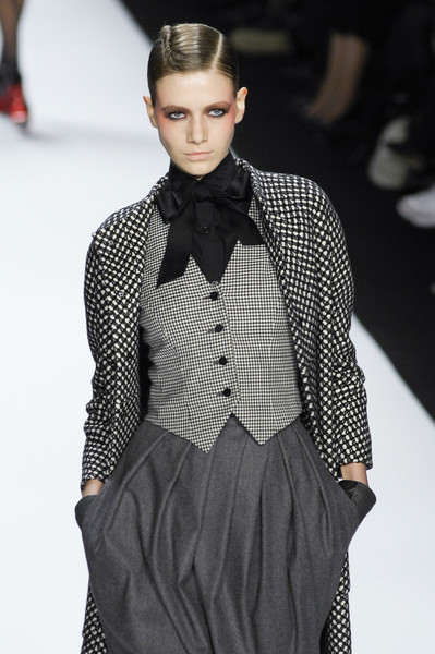 Bill Blass at New York Fall 2008